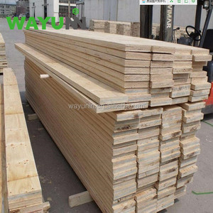 laminated lvl plywood board for packing pallet, building, door