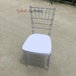Wooden or Plastic Wedding Chivalry Chair