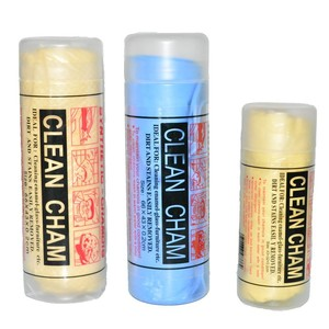 Eacellent Auto Cleaning Pva Chamois With Plastic tube