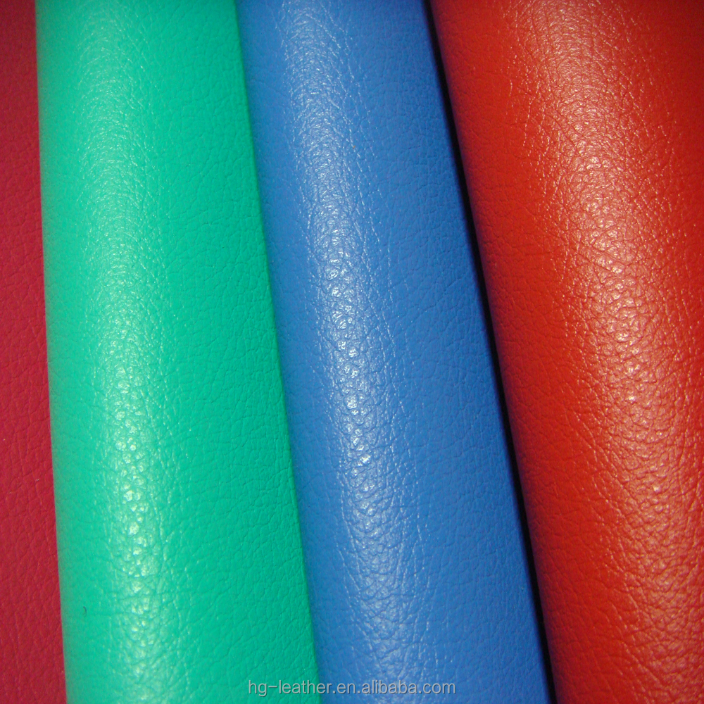 PU leather pu synthetic leather bonded leather fabric