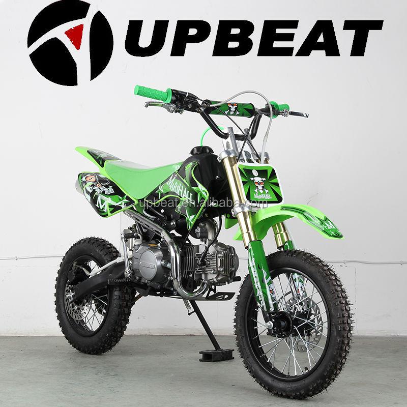 Green 110cc Dirt Bike 110cc Pit Bike 100cc Dirt Bike For