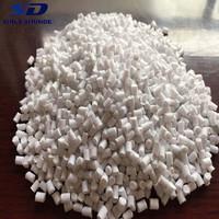 Off Grade PVC Resin / Recycled Plastic PVC Granules PVC Grinding