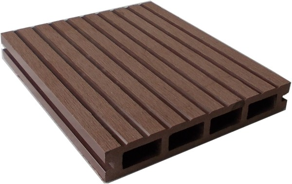 Hdpe wpc decking exterior wood plastic composite outdoor for Outdoor decking boards
