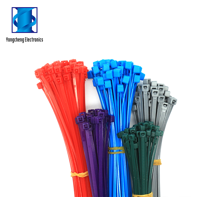 Plastic Self Locking Nylon nfc Cable <strong>Tie</strong> Manufacturers/Red Cable Zip <strong>Ties</strong>