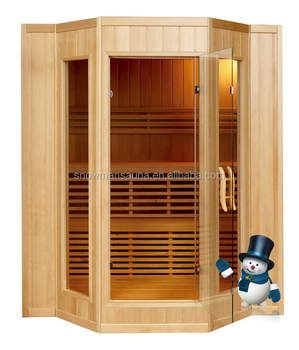 Luxury Solid Wood New Design Personal Steam Sauna Cabinet - Buy ...