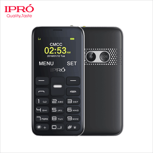 IPRO A13 wholesale Low price china mobile phone cell phone Quad Band 1.77 inch Screen Bluetooth FM Radio GSM feature