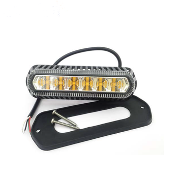 High Performance Surface Mount Strobe WarningLed Grille Light