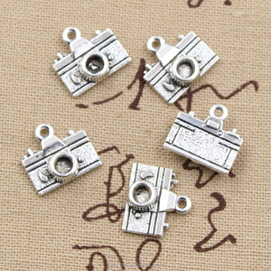 Top sale fashion camera pendant, camera enamel charm, enamel pendant jewelry accessories