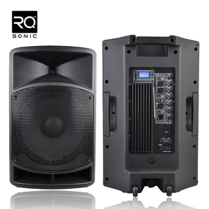 15 Inch High Power Professional Audio Active Stage Speaker CSA15AMK-BT