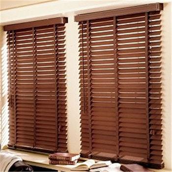 50mm Wooden Blinds 2 Venetian Blinds For Living Room Buy Wooden Blind Venetian Blind Window Blinds Product On Alibaba Com