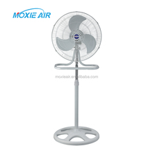 18 inch 2 in 1 electric industrial fan power consumption for home and factory