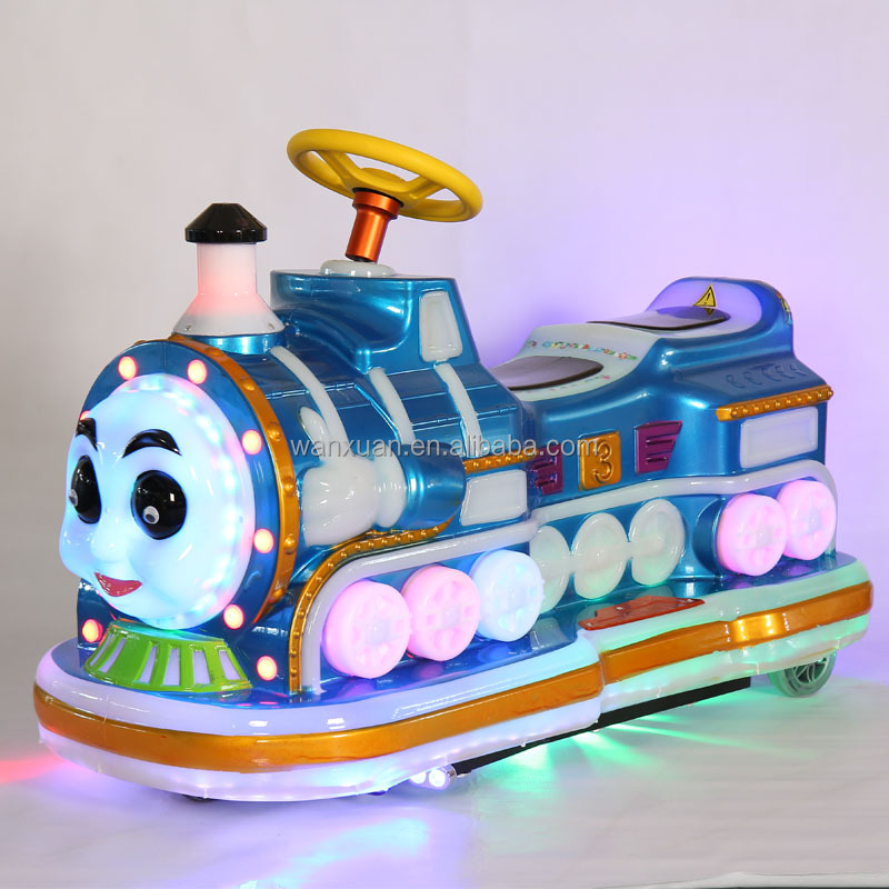 Crazy amusement park rider/electric kiddie rides/travelling car happy Go moto