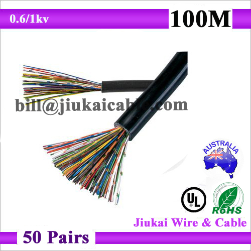 Low Voltage cat3 cat5e outdoor telephone cable&communication cable