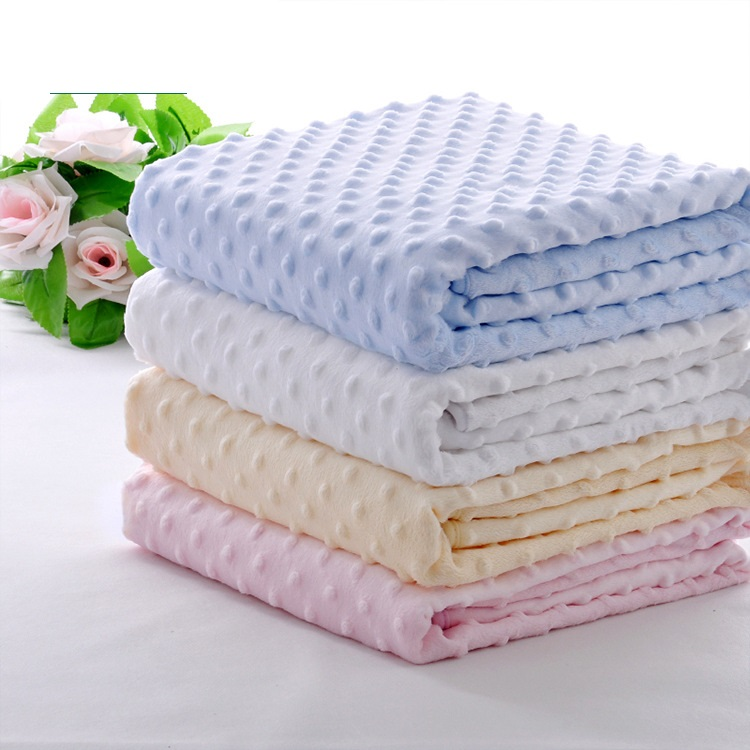 Warmly sofa Travel Blanket Wholesale Soft Touch Blanket Beds Throws Baby Blanket