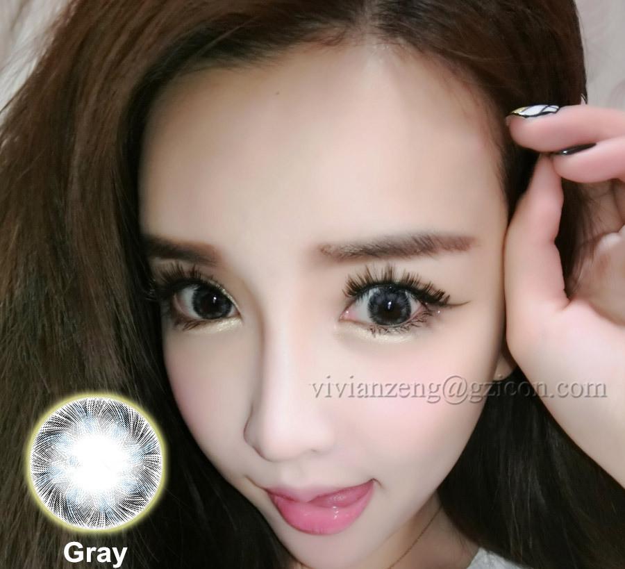Non Prescription Colored Contacts >> China New Coming Gray Color Contact Lens Non Prescription Cheap Cosmetic Colored Contacts Lens Buy Cheap Cosmetic Colored Contacts Gray Colored