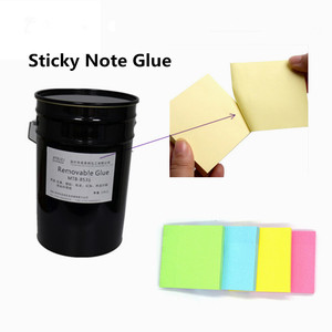 Removable Sticky Notes Glue Removable Poster Glue