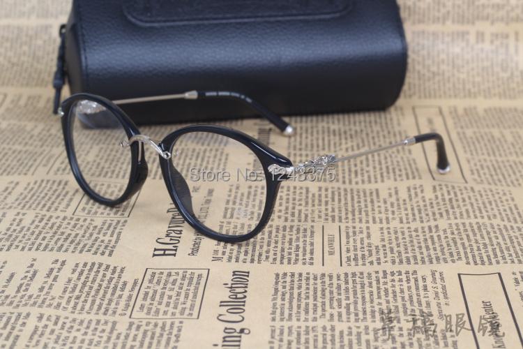 c573a38295a0 2019 Wholesale Brand Designer Chromehearts Eyeglasses Frame GACHBTY ...