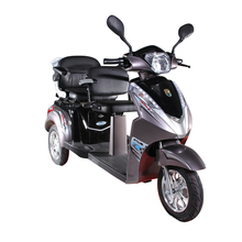 China suppliers electric electricity tricycle mobility scooter with 2 seats