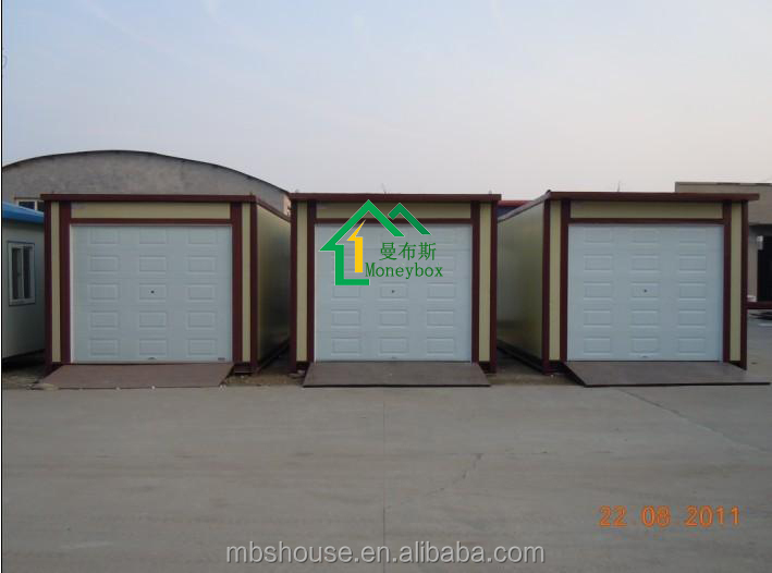 Prefabricated Garage Prefab Container Carport Single
