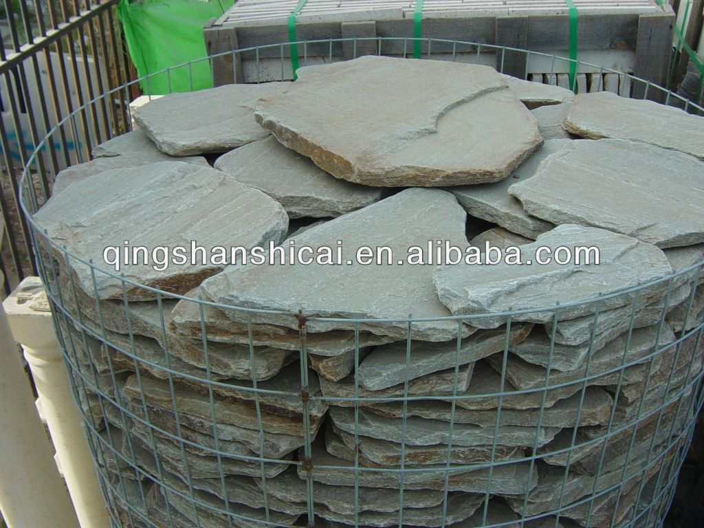 Landscaping Slate Rock Bulk Stone For Garden Floor Landscaping Slate Rock    Buy Large River Rock Stones,Natural Stone For Interior Walls,Slate Stacked  Stone ...