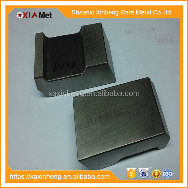 high quality long service life tungsten alloy radiation shielding