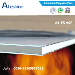 White core fireproof A2 new aluminum composite panel