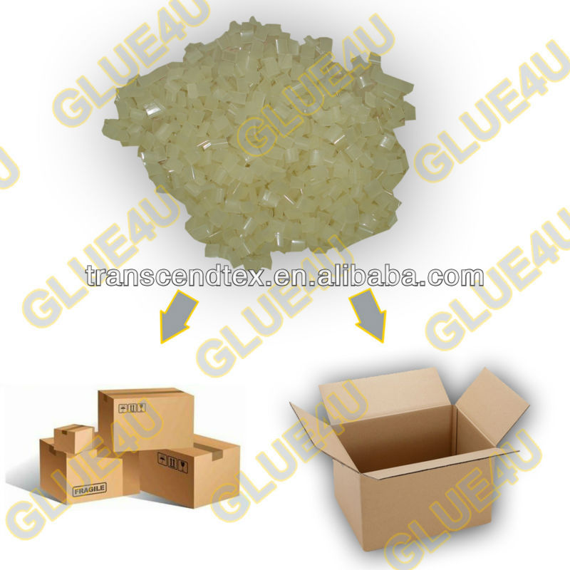 2013 hot sale hotmelt adhesive for paper carton automatic packaging