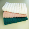 Best deal of the day cotton towels ripple bath towel set for 5 star hotel