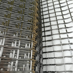 composite carbon fiber mesh for concrete reinforcement