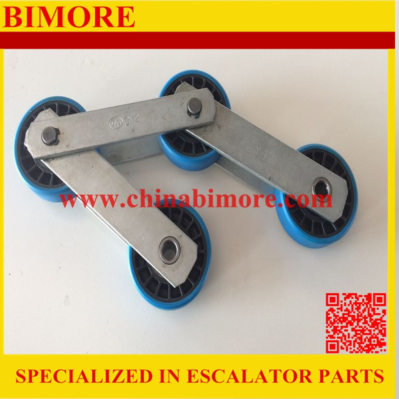P=135.47 Escalator step chain suitable for HYUNDAI escalator chain P=135.47