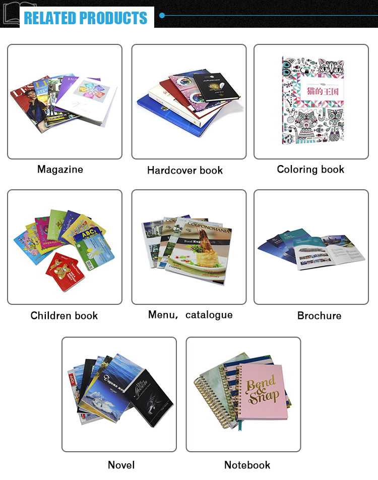full color brochure printer