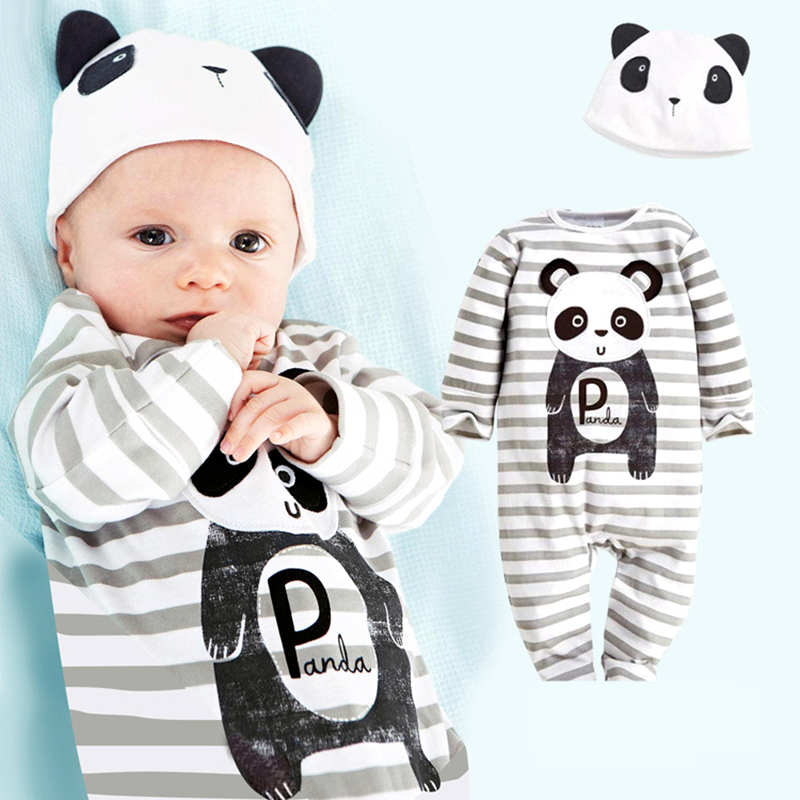 8fe1d3b41 Baby's Set Newborn Animal Rompers Unisex Toddler Bodysuits Cotton Full Boys  tutu Clothing Infant Jumpsuits Baby Girls Clothes