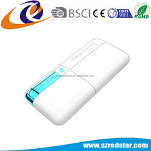 2017 new mobile emergency power supply, travel power bank 13000mah