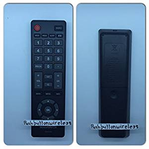 NH305UD NH400UD NH303UD NH301UD Emerson NH310UP Remote Control Replacement for 32FNT004 NH401UD