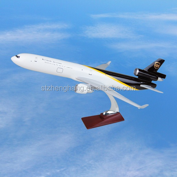 MD-11 Scale Plane Model, UPS, ISO9001, High Quality, OEM, Business Gift, Decoration, Airlines Sounevir