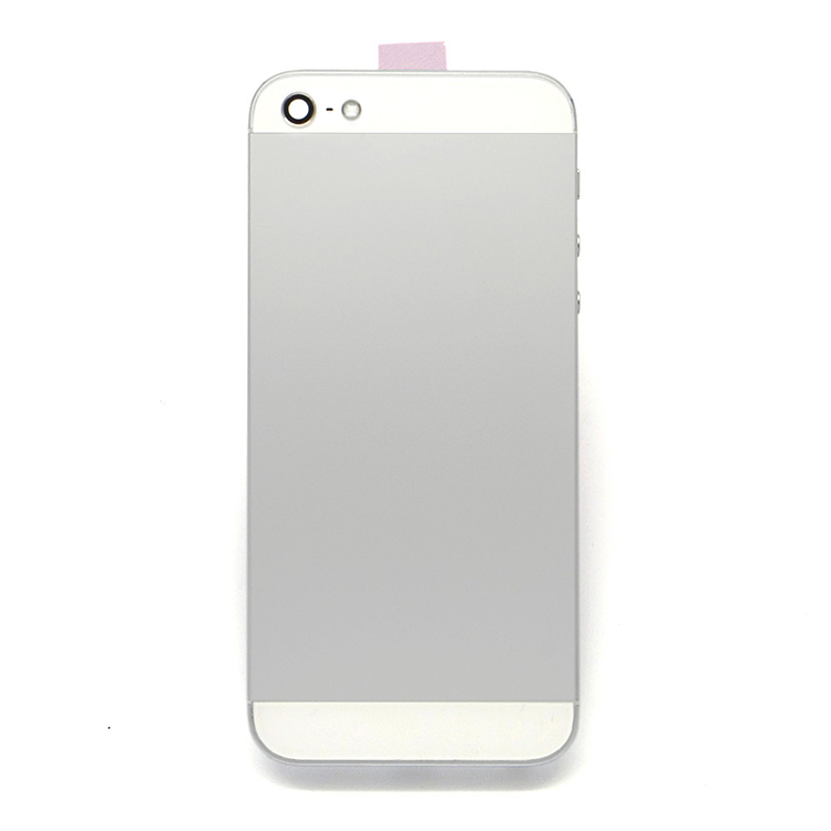 original quality and good price for iPhone 5 back cover assembly housing replacement