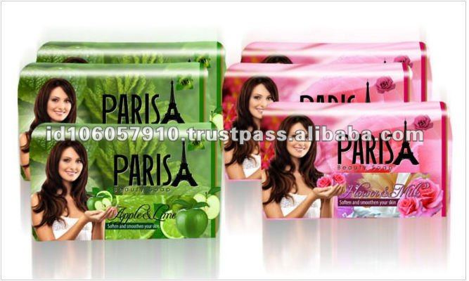 Indonesia High Quality Parisa Beauty Soaps