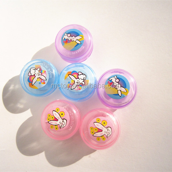 promotion plastic 3d mini toys plastic YoYou ball