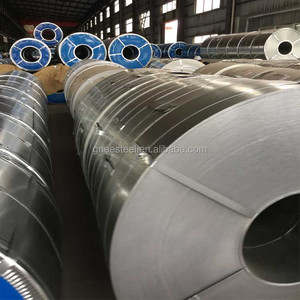 zinc coated cold rolled galvanized steel coil GI steel coils