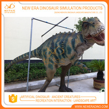 Party supplies realistic dinosaur costume for adult