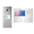 4 Inch multi apartment door phone home security intercom video