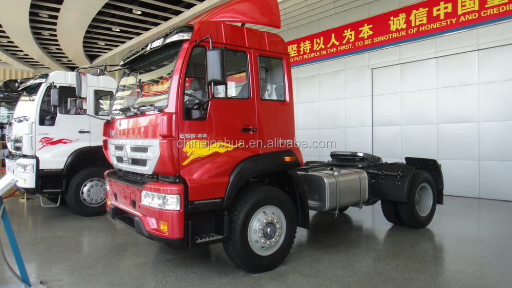 Sinotruk dongfeng/shacman/HOWO camion del trattore scania