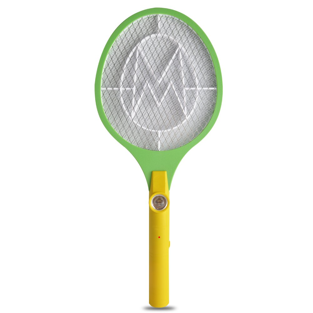 Battery operated mosquito zapper philip head screw