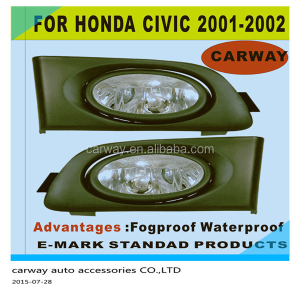For Honda Civic 2001 ON fog light switch top quality