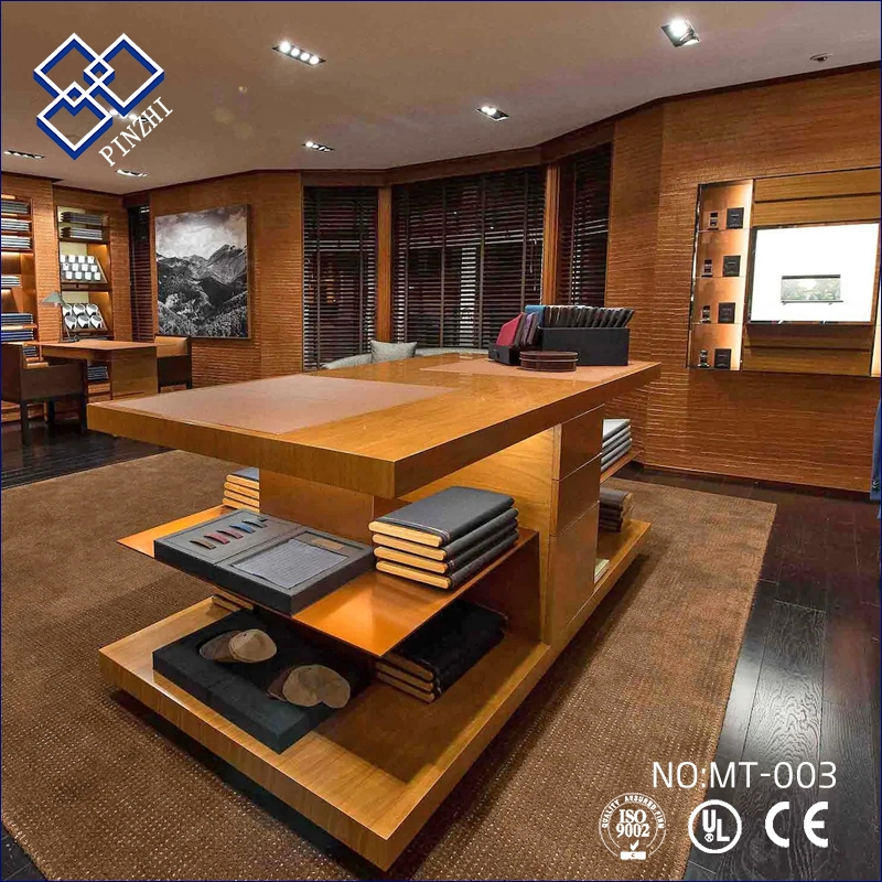 High-end Store Men Retail Clothing Furniture For Shop