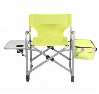 Exterieur Pliant Chaise Longue Chaises De Peche Avec Sac Isotherme
