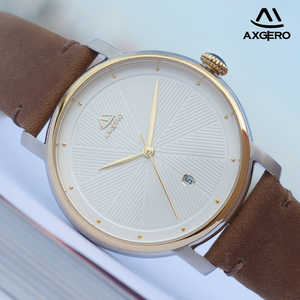 Axgero 2018 newest luxury design your own watch for man