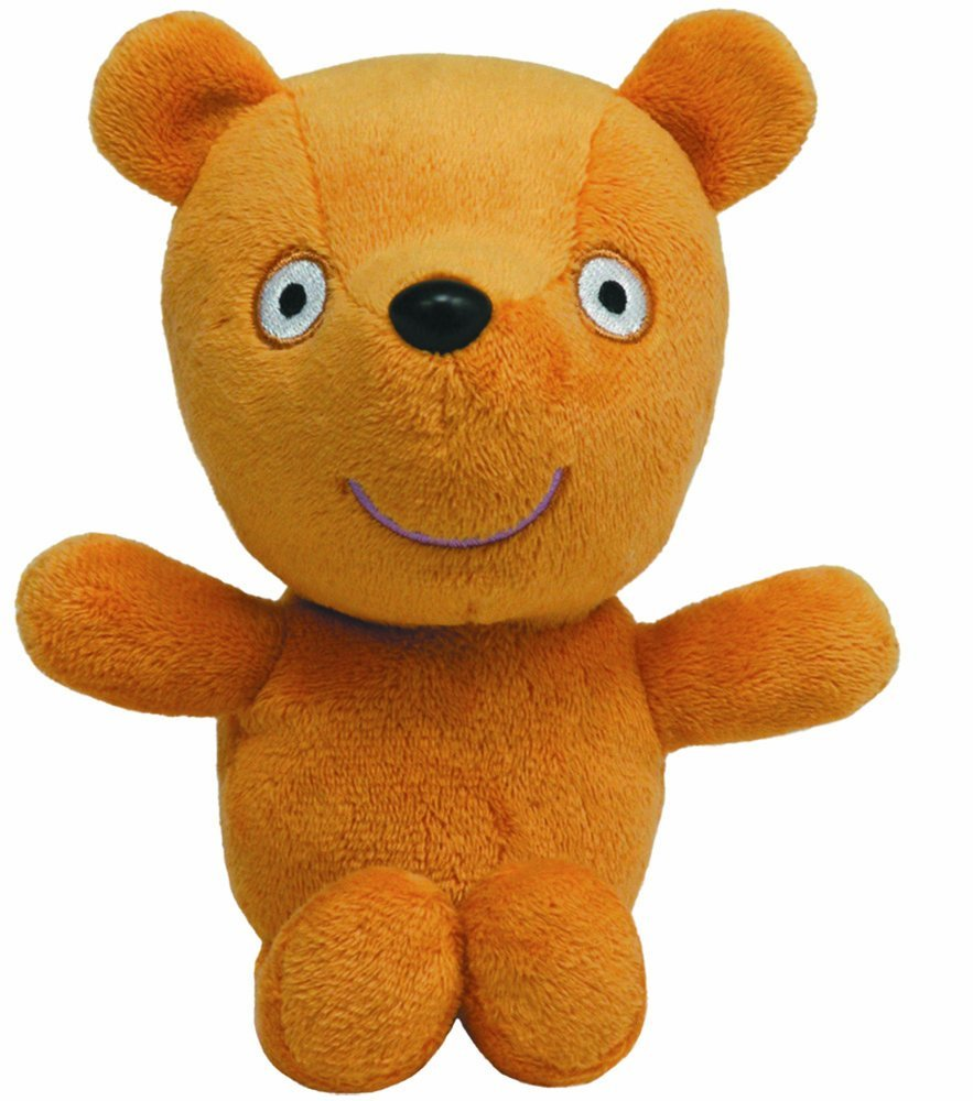 Get Quotations · Ty Beanie Baby Peppas Teddy 7