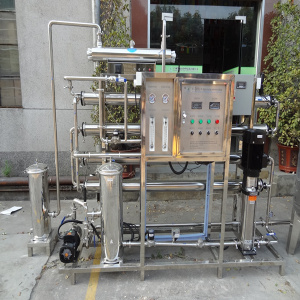 2000LPH ro system well water house sand filter with CE ISO in China