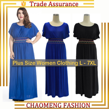 5048 China Manufacturer Short Sleeve Comfortable Casual Long Party